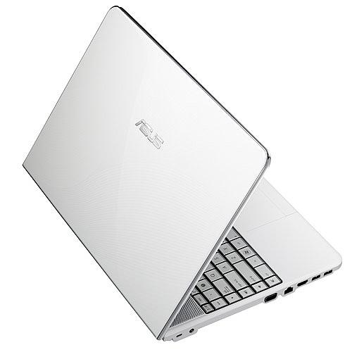 מחשב נייד 15.6 ASUS דגם N55SF WHITE - 1