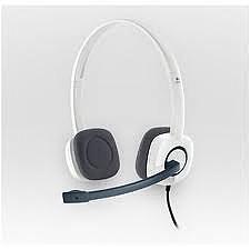 אוזנייה כולל מיקרופון של חברת Logitech - 1