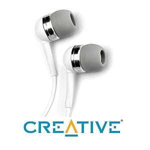 אוזניות EP-635 עבור נגני MP3 עם כריות סיליקון - 1