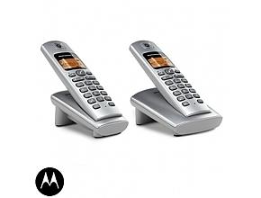 טלפון אלחוטי + שלוחה נוספת דגם  Motorola D402 מוטורולה - 1