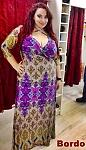 שמלת מקסי פילר