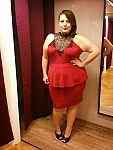 שמלת רוז