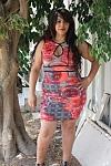 שמלה אתנית טיפה