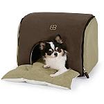 PetEgo - מיטה לכלב ולחתול - בית סיפון רך