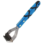 Groom Professional - סכין למריטת פרווה תחתונה - 12 שיניים
