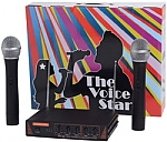 ערכת קריוקי The voice star