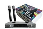 זוג מיקרופונים STAR VOICE UHF5200