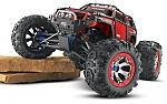 מכונית חשמלית EXTREME TERRAIN MONSTER 1/10 TRAXXAS