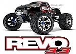 ה-REVO 3.3 החדשה! TRAXXAS