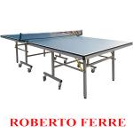 שולחן טניס חוץ Roberto Ferre עם פלטות אלומיניום דגם Outdoor 2000