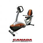 אופני כושר חשמליות בישיבה מבית חברת CANADA דגם SOLOGIUM
