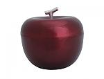 """כלי לדבש אלומיניום תפוח אדום 9 ס""""מ"""