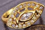 טבעת יוקרתית לאישה דליוקס