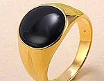 טבעת פדנט    ל גבר  GF