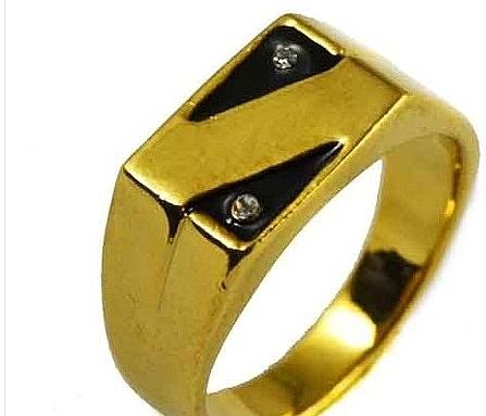 טבעת יוקרתית  ל גבר GF - 1