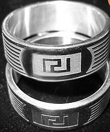 טבעת קלאסית לגבר - 1