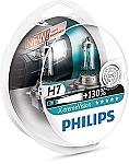 זוג נורות פיליפס H7 X-treme - 130%