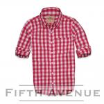 חולצה מכופתרת לגבר - Avalon Place