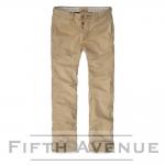 מכנסיים לגבר - Slim Straight Chino