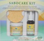 בריאות - קרם - שמן -ערכת סבוריאה - Sabocare Kit