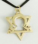 תליון מגן דוד והמזל שלך