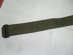 חגורות סקוטש שחור/ירוק/כחול