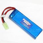 Li-Polymer Battery 1700mAh 11.1v 20C