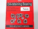 SHS 7mm Steel Oil-retaining AEG Bushing