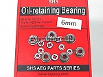 SHS 6mm Steel Oil-retaining AEG Bushing