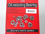 SHS 6mm Steel AEG Ball Bearing