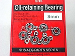 SHS 8mm Steel AEG Ball Bearing