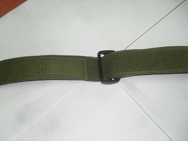 חגורות סקוטש שחור/ירוק/כחול - 2