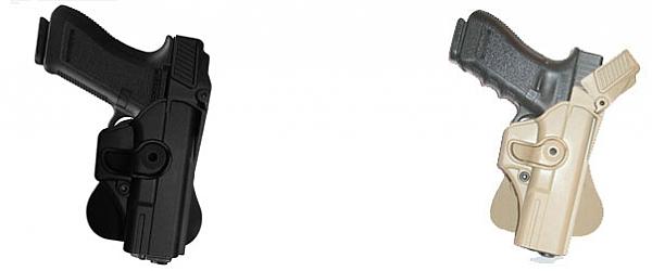 נרתיק דור 3 לגלוק - Level 3 Glock Holster 17/22/31 - 4