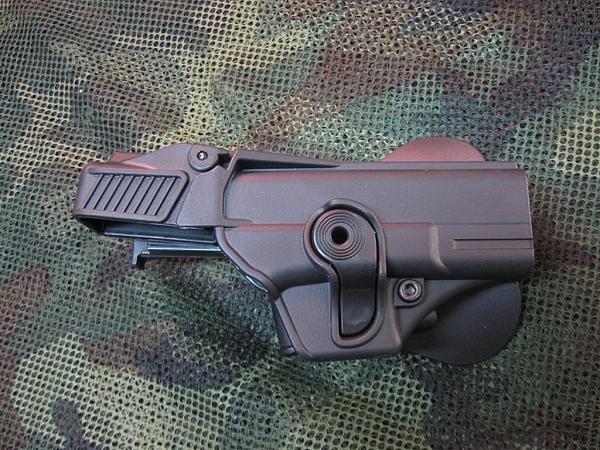 נרתיק דור 3 לגלוק - Level 3 Glock Holster 17/22/31 - 3
