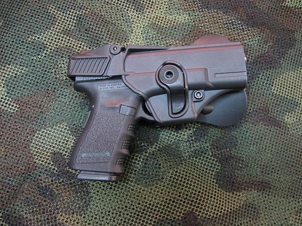 נרתיק דור 3 לגלוק - Level 3 Glock Holster 17/22/31 - 1