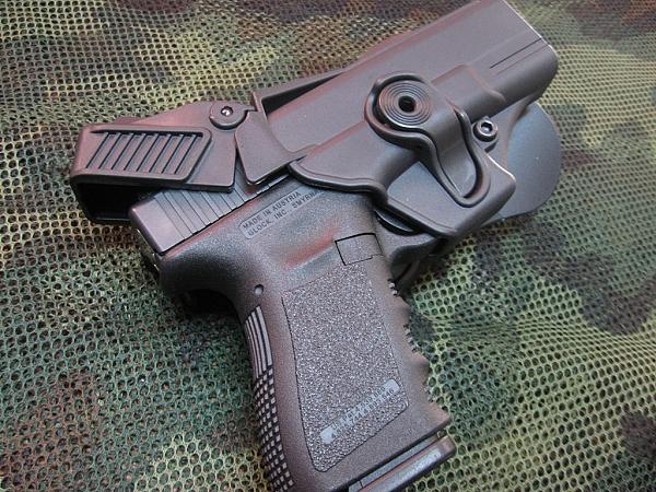 נרתיק דור 3 לגלוק - Level 3 Glock Holster 17/22/31 - 2