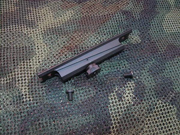 מתאם ידית נשיאה ל-M16/M4 - 1