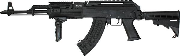 התקן מסילה לקאלש AK47/74 - 2