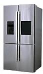 מקרר 4 דלתות עם קיוסק Blomberg KQD-1370