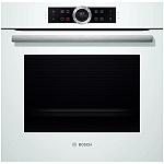 תנור בנוי בוש  פירוליטי BOSCH HBG 675BW1  לבן