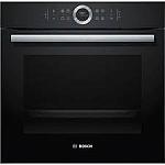 תנור בנוי בוש HBG634BB1 שחור