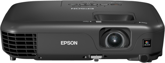 מקרן אפסון EPSON EBX-02 - 1