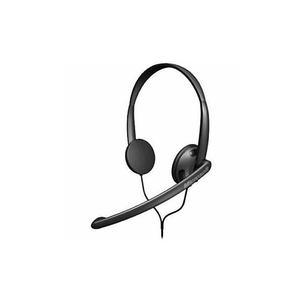 אוזניות +מיקרופון MICROSOFT - 1