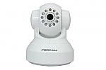 מצלמת אבטחה IP אלחוטית ממונעת עם ראיית לילה Foscam FI8918W