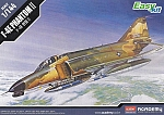 F-4E PHANTOM 2 1/144 ACADEMY MODEL KIT