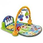 פעלולון שטיח מנגן Fisher Price אוניברסיטה לתינוק