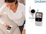 """אינטרקום מצלמה/וידאו דיגיטלי לתינוק מבית """"LINDAM"""""""