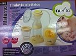 משאבת חלב חשמלית nuvita איטליה