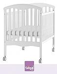 מיטת תינוק דגם סופיה רהיטי סגל