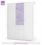 ארון לחדר תינוק  2 דלתות/ 3 דלתות שטפי רהיטי סגל